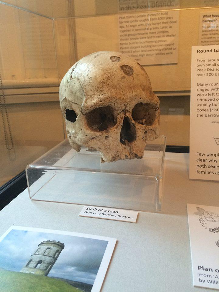 grinlow skull